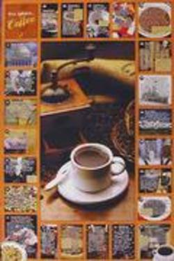 Buy All About Coffee Poster in AU New Zealand.