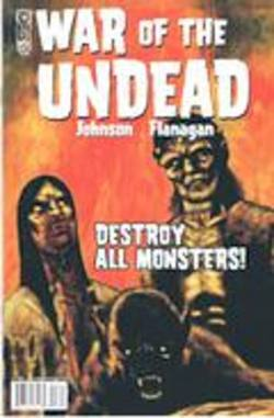Buy War Of The Undead #3 in AU New Zealand.