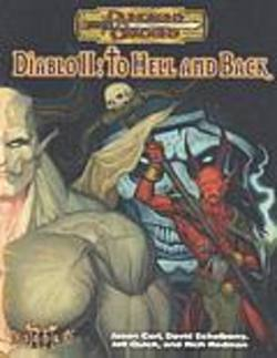 Buy Diablo 2 Hell and Back DD3E in AU New Zealand.