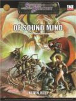 Buy Of Sound Mind - A Psionic Fantasy Adventure in AU New Zealand.