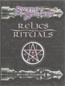 Buy Relics And Rituals in AU New Zealand.