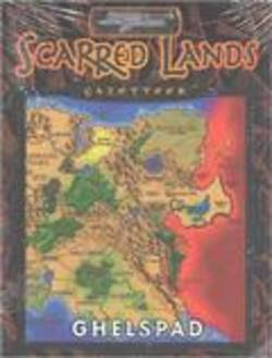 Buy Scarred Lands Gazetteer in AU New Zealand.