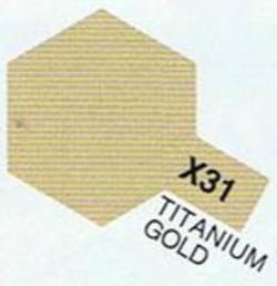 Buy Titanium Gold Tamiya Paint in AU New Zealand.