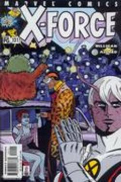 Buy X-Force #121-129 Pack in AU New Zealand.