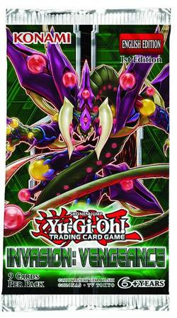 Buy YuGiOh Invasion Vengeance Booster in AU New Zealand.