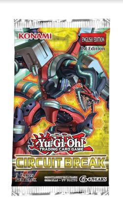 Buy YuGiOh Circuit Break Booster in AU New Zealand.