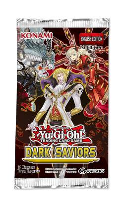 Buy YuGiOh Dark Saviors Booster in AU New Zealand.