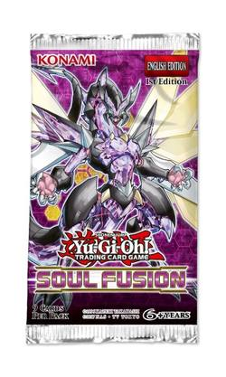Buy YuGiOh Soul Fusion Booster in AU New Zealand.