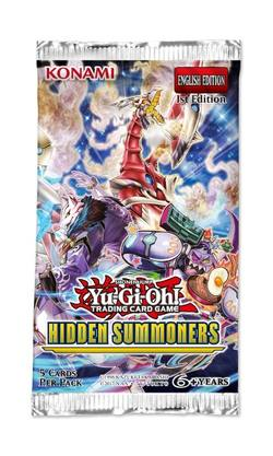 Buy YuGiOh Hidden Summoners Booster in AU New Zealand.