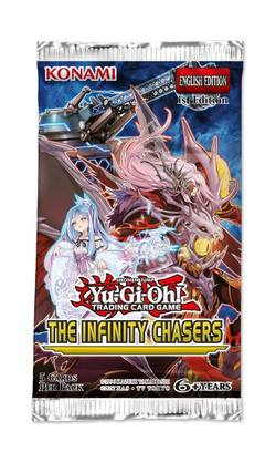 Buy YuGiOh The Infinity Chasers Booster in AU New Zealand.