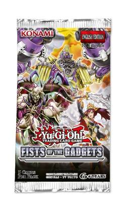 Buy YuGiOh Fists of the Gadgets Booster in AU New Zealand.