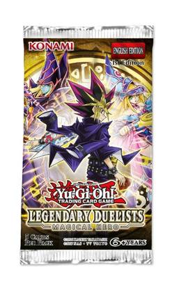Buy YuGiOh Legendary Duelists: Magical Hero Booster in AU New Zealand.