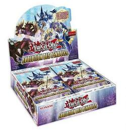 Buy YuGiOh Pendulum Evolution (24CT) Booster Box in AU New Zealand.
