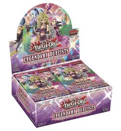 Buy YuGiOh Legendary Duleists: Sisters of the Rose (36CT) Booster Box in AU New Zealand.