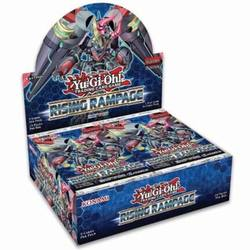 Buy YuGiOh Rising Rampage (24CT) Booster Box in AU New Zealand.