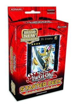 Buy YuGiOh Starter Deck 2011 Dawn of the Xyz  (Out of Print) in NZ New Zealand.