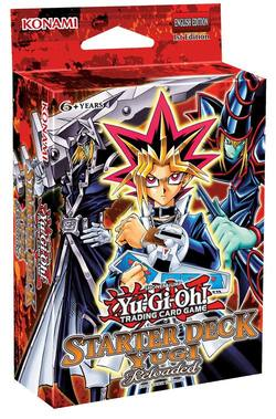 Buy YuGiOh Yugi Reloaded Starter Deck - Unlimited ED in NZ New Zealand.