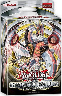 Buy YuGiOh Cyber Dragon Revolution Structure Deck in AU New Zealand.