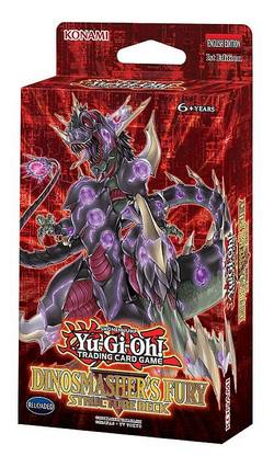 Buy YuGiOh Dinosmaster's Fury Structure Deck in AU New Zealand.