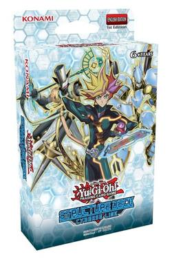 Buy YuGiOh Cyberse Link Structure Deck in AU New Zealand.