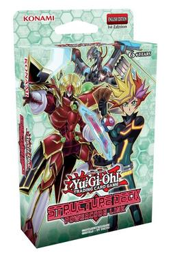 Buy YuGiOh Powercode Link Structure Deck in AU New Zealand.