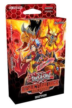 Buy YuGiOh Soul Burner Structure Deck in AU New Zealand.