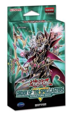 Buy YuGiOh Order of the Spellcasters Structure Deck in AU New Zealand.