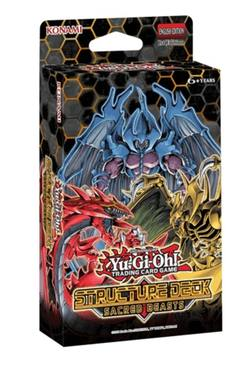 Buy YuGiOh Sacred Beasts Structure Deck in AU New Zealand.