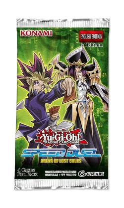 Buy YuGiOh Speed Duel Arena of Lost Souls Booster in AU New Zealand.