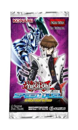 Buy YuGiOh Speed Duel Attack From The Deep Booster in AU New Zealand.