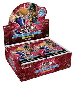 Buy YuGiOh Speed Duel: Scars of Battle (36CT) Booster Box in AU New Zealand.