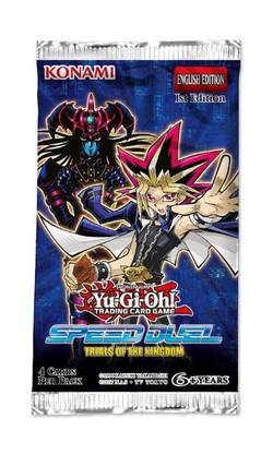Buy YuGiOh Speed Duel Trials Of The Kingdom Booster in AU New Zealand.