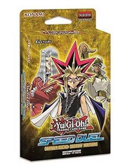 Buy YuGiOh Speed Duel Starter Decks: Destiny Masters in AU New Zealand.