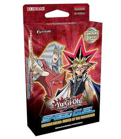 Buy YuGiOh Speed Duel Starter Decks: Match Of The Millennium in AU New Zealand.
