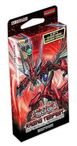 Buy YuGiOh Raging Tempest Special Edition in AU New Zealand.