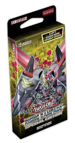 Buy YuGiOh Rising Rampage Special Edition in AU New Zealand.
