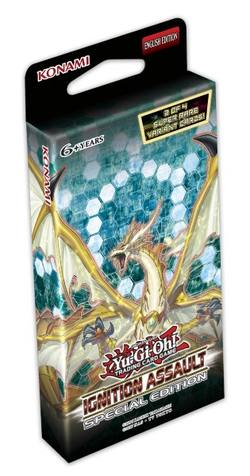 Buy YuGiOh Ignition Assault Special Edition in AU New Zealand.