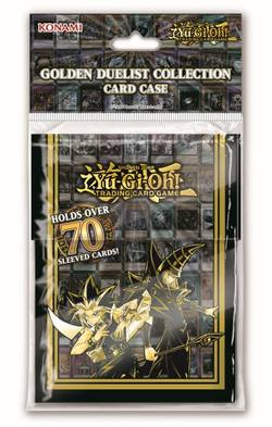 Buy YuGiOh Golden Duelist Collection Card Case (Deck Box) in AU New Zealand.