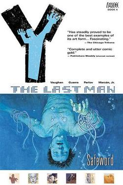 Buy Y: The Last Man Vol. 04: Safeword TPB in AU New Zealand.