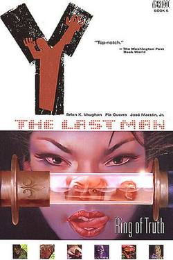 Buy Y: The Last Man Vol. 05: Ring Of Truth TPB in AU New Zealand.