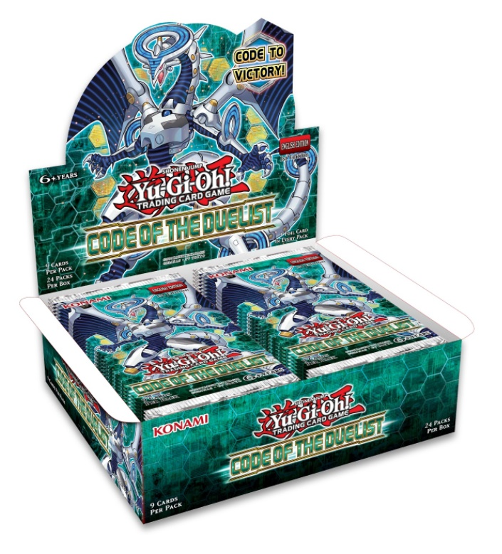 YGO2107: YuGiOh Code of the Duelist (24CT) Booster Box.jpg