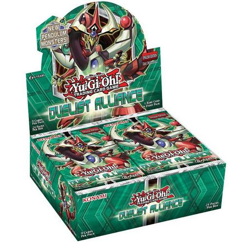 YGO2077 - YuGiOh Duelist Alliance (24CT) Booster Box